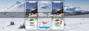Bilan : Filtres Snapchat Hiver