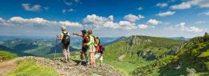 Les clientèles du tourisme de randonnée pédestre