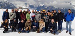 25 partenaires du projet Digitourism en visite en Auvergne-Rhône-Alpes