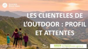 Profil et attentes des clientèles outdoor