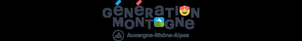 Logo de Génération Montagne