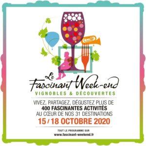 Fascinant Weekend du 15 au 18 octobre