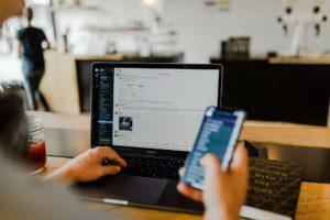 Commercialisation en ligne