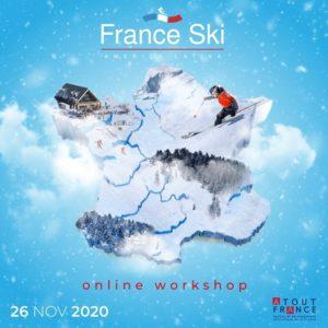 France Ski America Latina : Workshop prescripteurs Brésil & Amérique latine