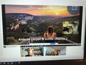Israël : workshop digital France