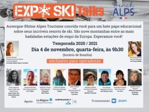 Brésil : ExpoSki Talks