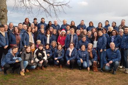 L'Equipe auvergne Rhone alpes tourisme