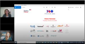 Amériques : Workshop France 360