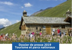Tourisme et parcs nationaux – Dossier de presse 2019