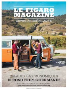 Dossier Balades Gourmandes Le Figaro Magazine