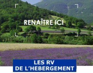 Les RDV de l'hébergement : la place de marché