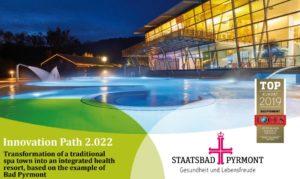 Présentation de Staatsbad Pyrmont (GB)