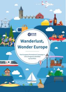 Campagne Chine Wanderlust, Wonder Europe