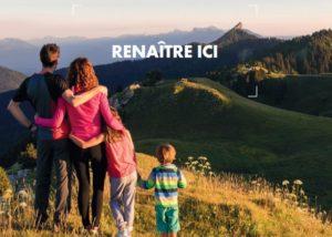 Renaître ICI – Charte graphique