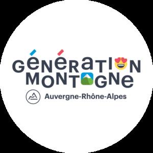Génération Montagne, le kit de communication