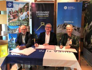 Tourisme et Parcs nationaux : un partenariat inédit pour l'attractivité touristique de la montagne estivale