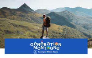Génération Montagne – Influence été 2020
