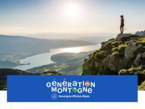 Génération Montagne – Stratégie digitale 2019/2021