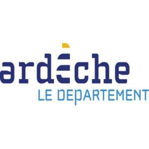 La place de marché dans le département de l'Ardèche
