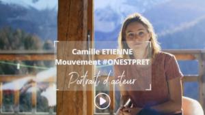 Portrait d'acteur : Camille Etienne, influenceuse green #onestpret