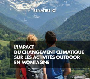 Les carnets de l'ingénierie #12 – L'impact du changement climatique sur les activités outdoor en montagne