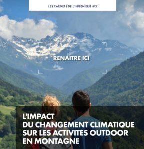 L'impact du changement climatique sur les activités outdoor en montagne