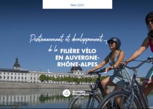 Carte d'identité du tourisme à vélo en Auvergne-Rhône-Alpes
