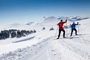 Promotion des activités nordiques