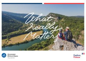 AUVERGNE-RHONE-ALPES TOURISME S'ASSOCIE A LA CAMPAGNE DE RELANCE EUROPÉENNE 2021 #ExploreFrance