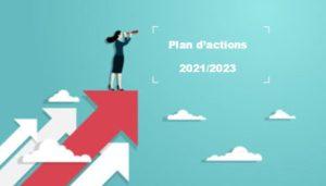 Actions 2021/2023 au service de la Place de Marché