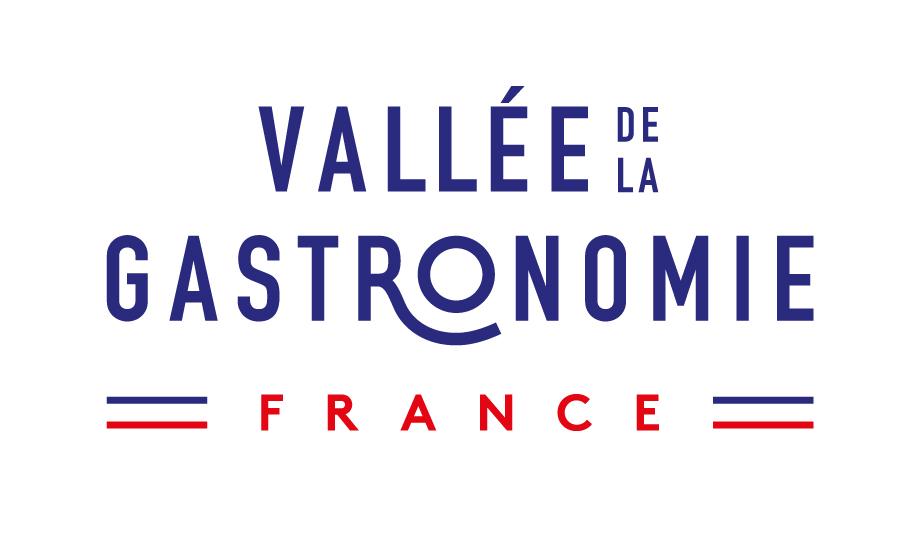 Logo Vallée de la Gastronomie - France®