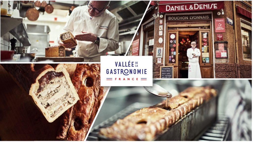 Daniel et Denise - Vallée de la Gastronomie - France®