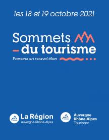 Les Sommets du Tourisme en Auvergne-Rhône-Alpes