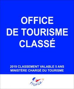 Le classement des Offices de Tourisme : Simplification en 2 catégories