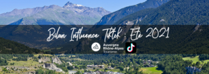 Bilan Influence TikTok Été 2021