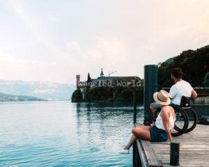 Les Wheeled World : de Samoens à Aix les Bains, la Montagne au fil de l'Eau